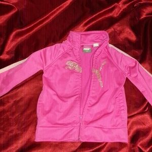 infant puma jacket